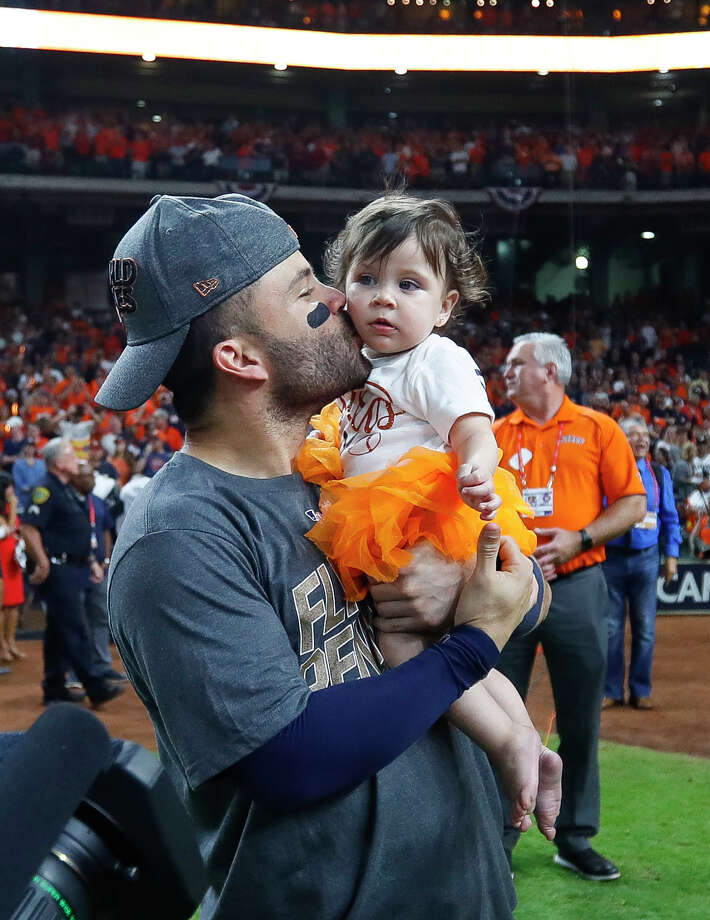 Jose Altuve, Astros