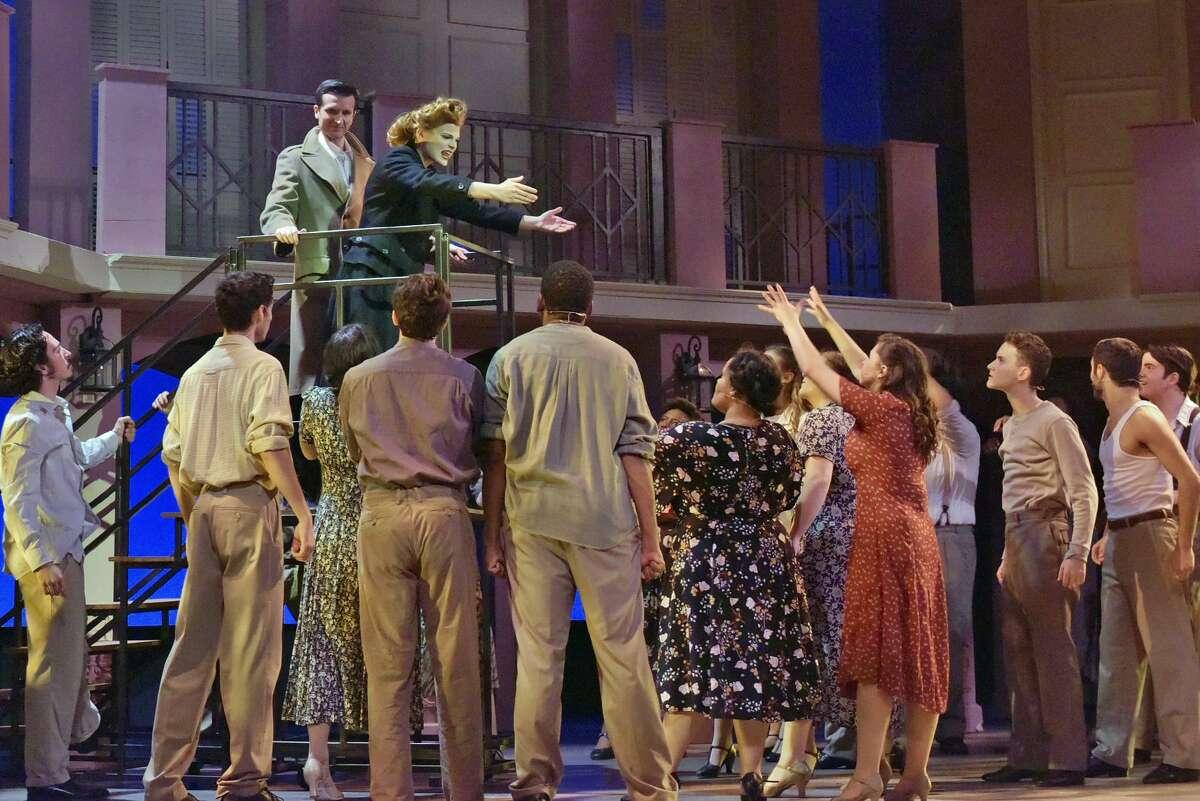 "WCSU's production of ""Evita"""