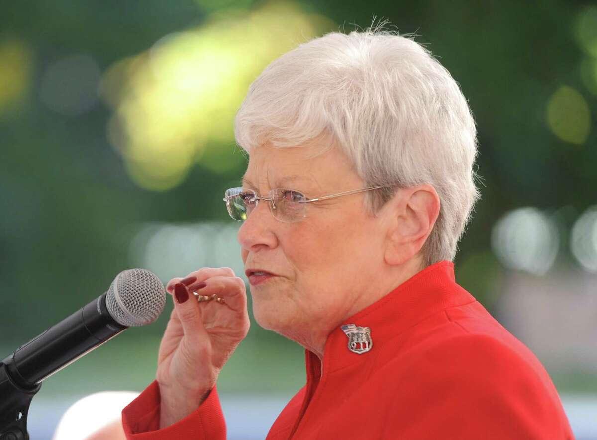 Lt. Gov. Nancy Wyman