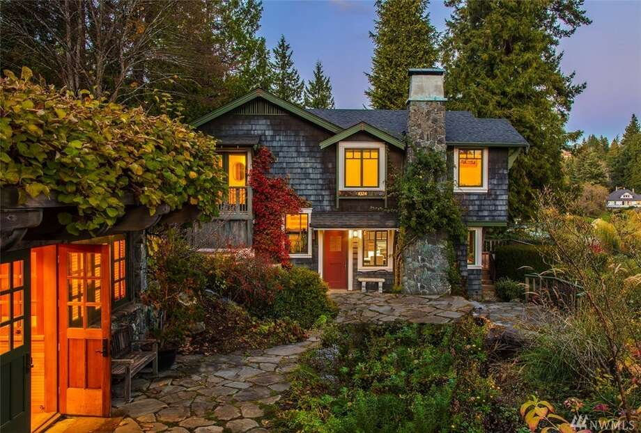 520 Overlake Dr. E., listed for $7.9 million. See the full listing below. Photo: Michael Walmsley