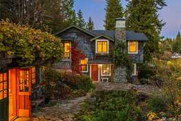 520 Overlake Dr. E., listed for $7.9 million. See the full listing below.