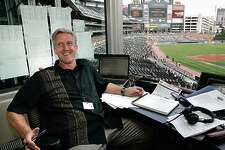 """Detroit Tigers radio broadcaster Dan Dickerson will join Center Stage Choirs for """"The Voice of Baseball"""" performances at the Midland Center for the Arts on Saturday and Sunday. (Associated Press photo)"""