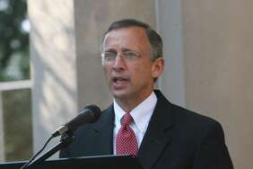 U.S. District Judge Stefan Underhill in 2011 in Bridgeport, Conn.