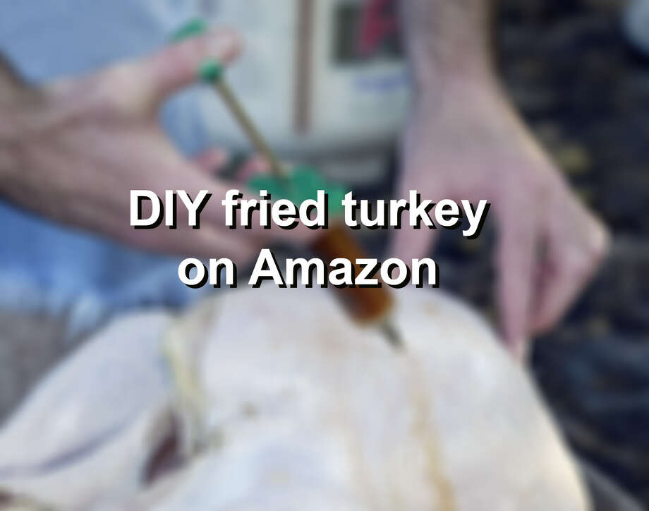 If you're really brave, and really determined, there are some steps you'll want to take before attempting to deep-fry your own turkey. Photo: ROBERT SULLIVAN/AFP/Getty Images