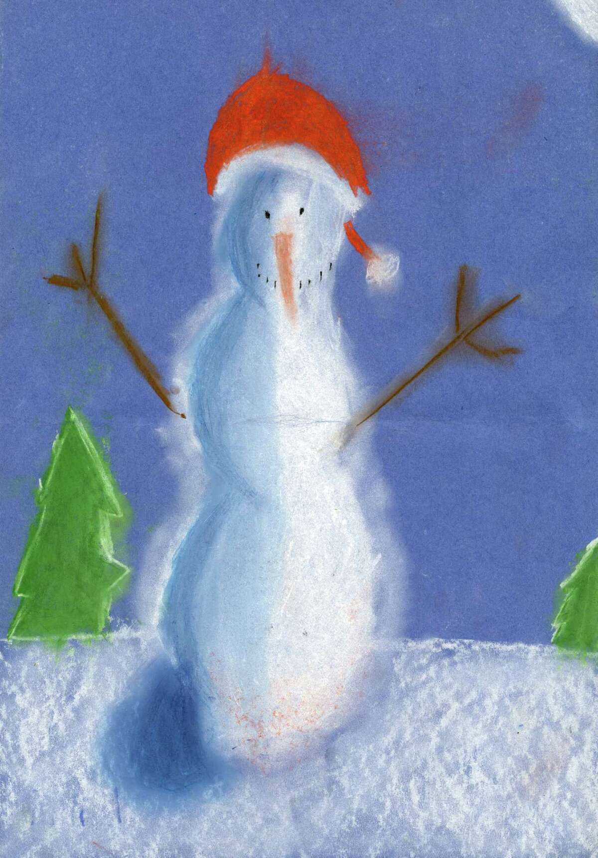 Lucas Rivera, a fifth-grader at Chango Elementary in the Shenendehowa Central Schools, was our grand prize winner in the Times Union's annual kids' holiday card contest in 2013.