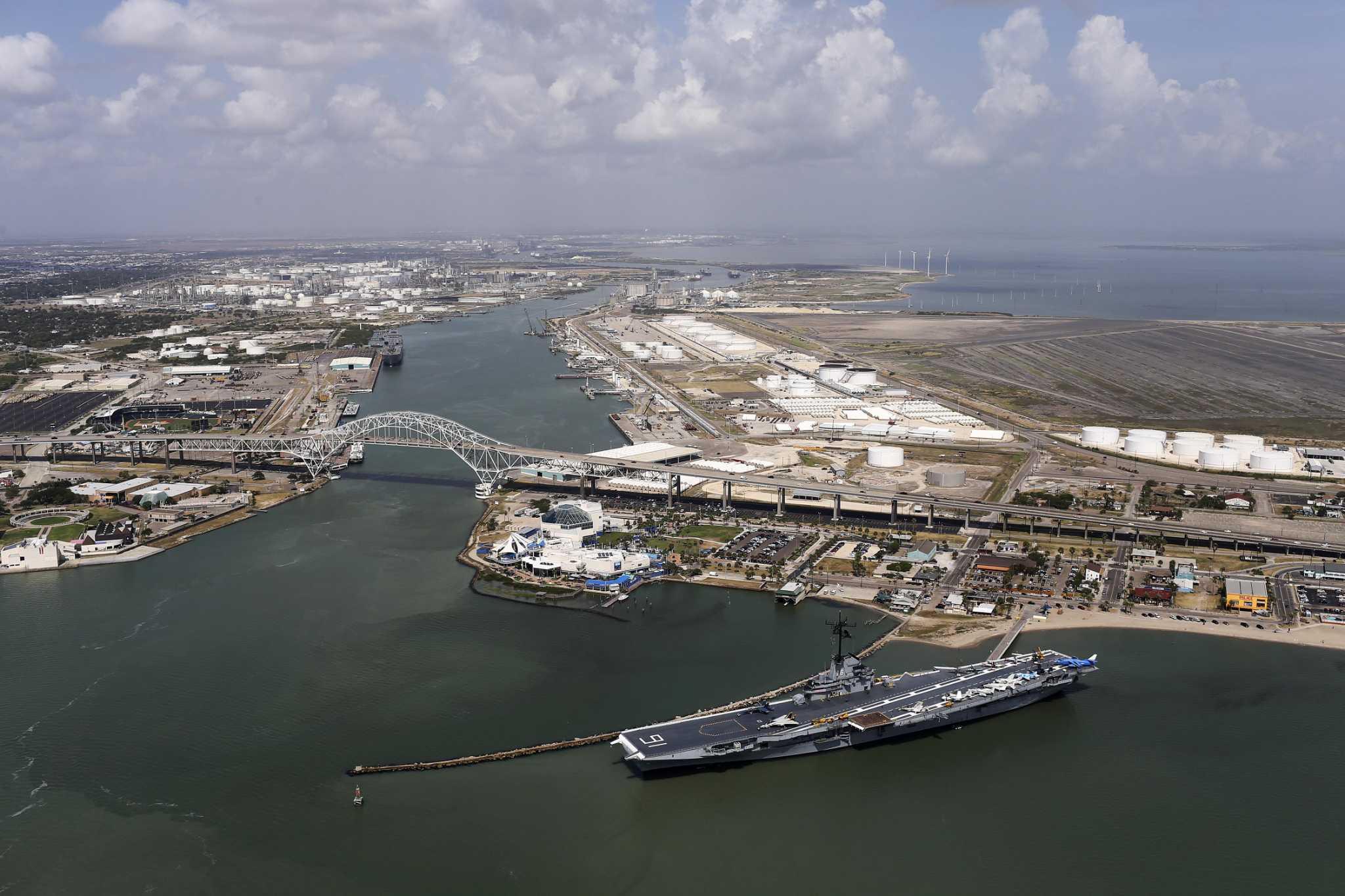 Permian Oil Headed For Corpus Christi Export Terminals Expressnews Com