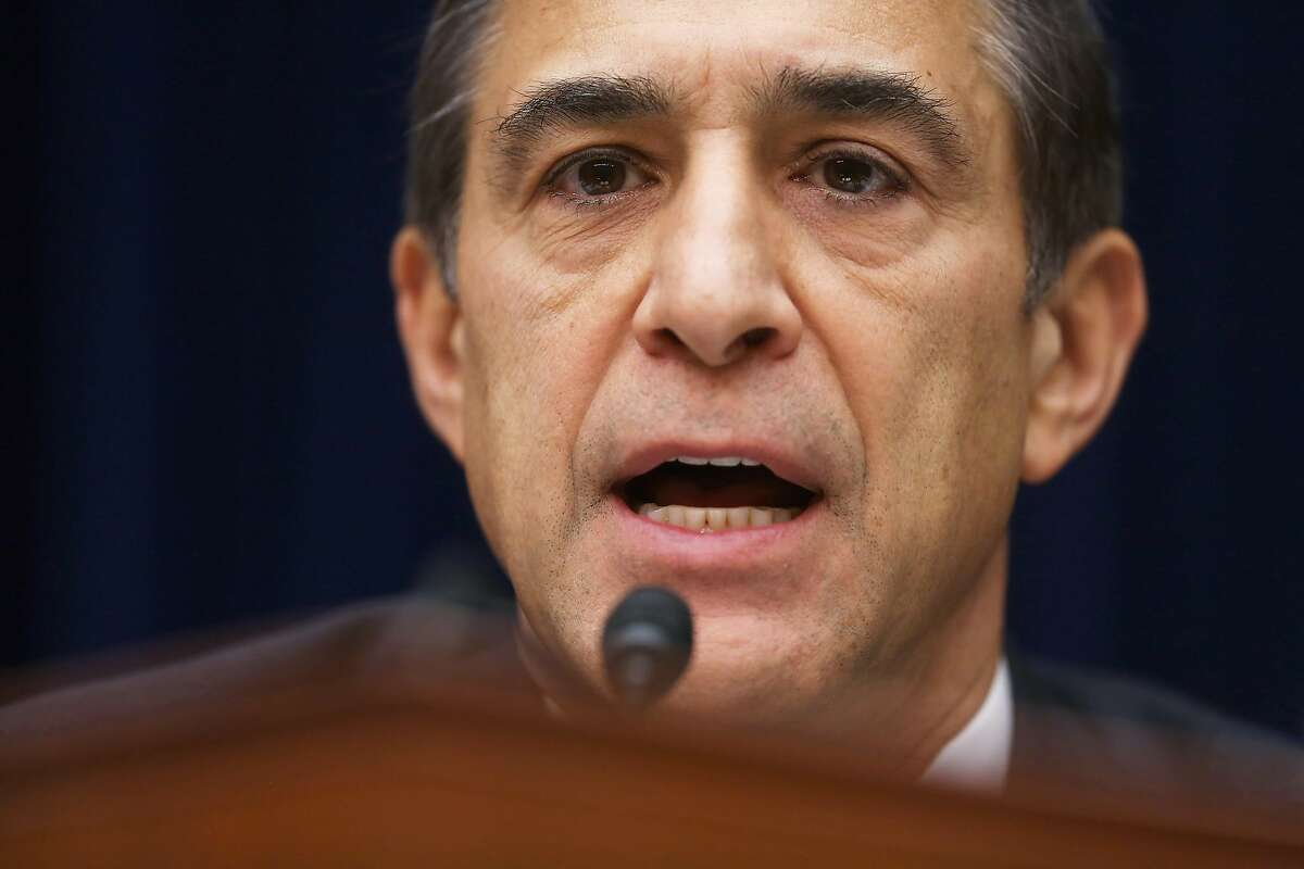 Rep. Darrell Issa, R-Vista (San Diego County), said Wednesday he would not seek re-election this year.