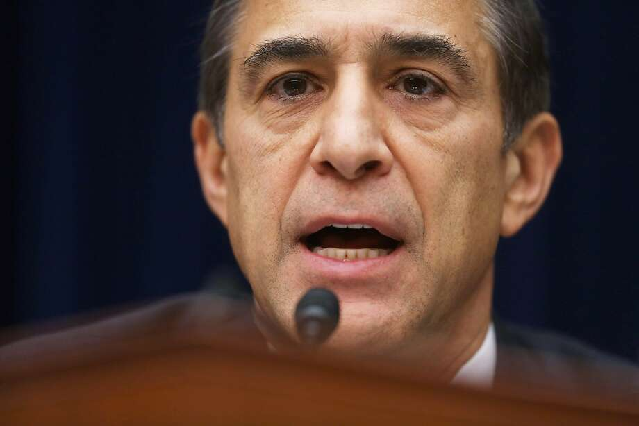 Rep. Darrell Issa, R-Vista (San Diego County), said Wednesday he would not seek re-election this year. Photo: Chip Somodevilla, Getty Images