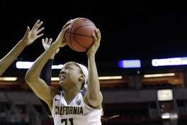 Kristine Anigwe and California face UConn in the Huskies' home opener on Friday night.