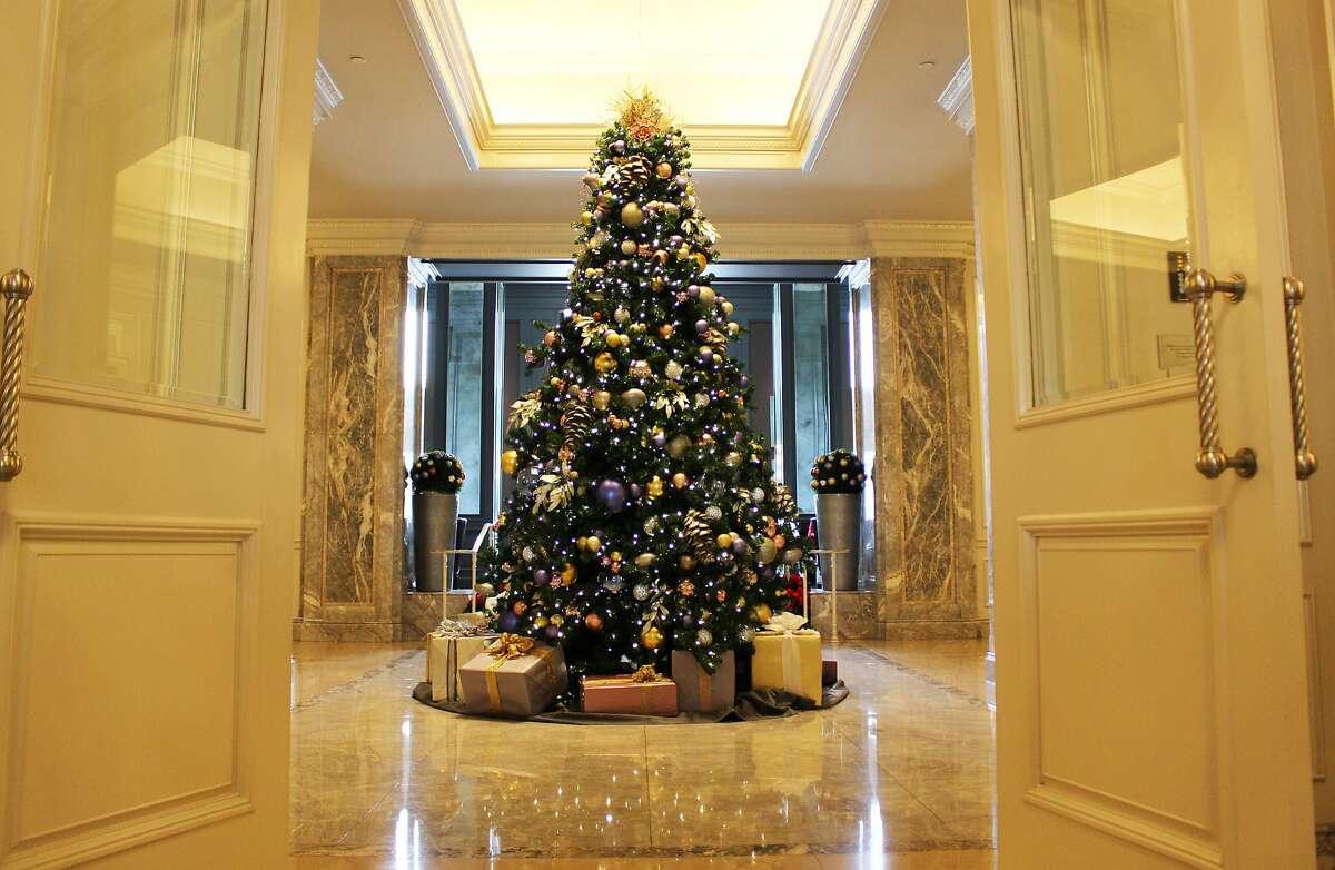 The Ritz-Carlton hosts the annual Teddy Bear Tea, Nov. 25-Dec. 23 Photo courtesy The Ritz-Carlton, San Francisco