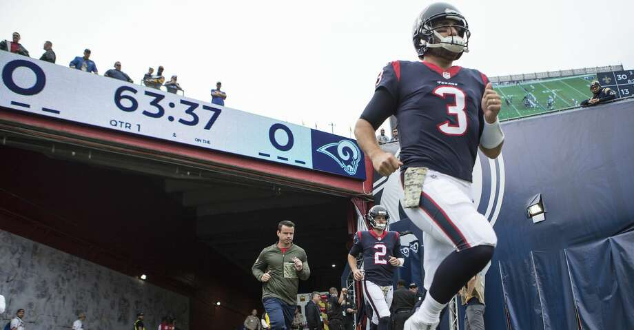 Arizona minus-1 at HoustonTexans 16-13 Photo: Brett Coomer/Houston Chronicle