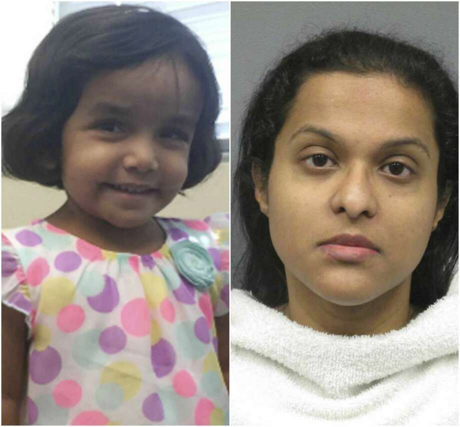 reveals  Mathews she Autopsy 3-year-old Sherin of died of