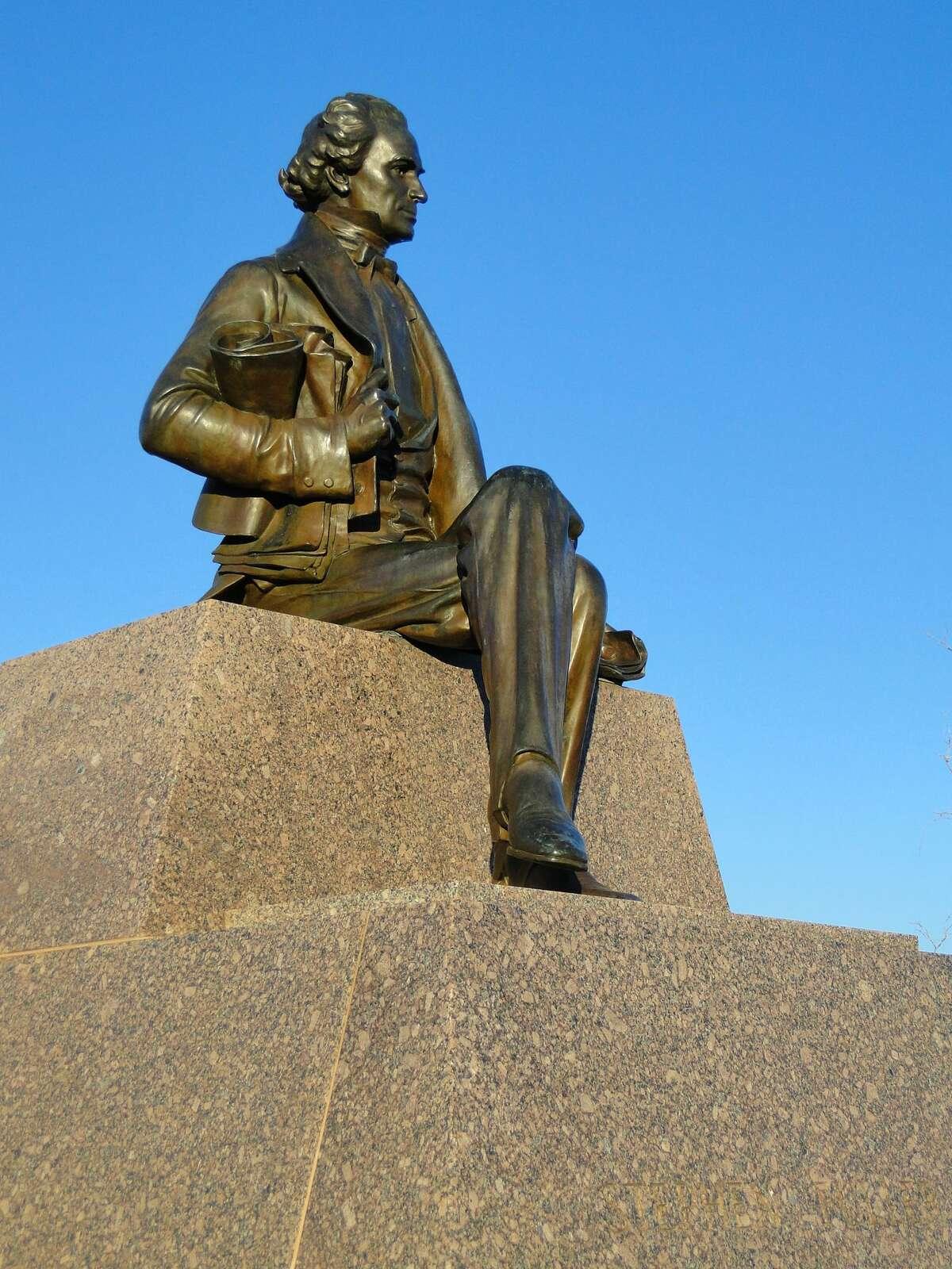 Statue of Stephen F. Austin