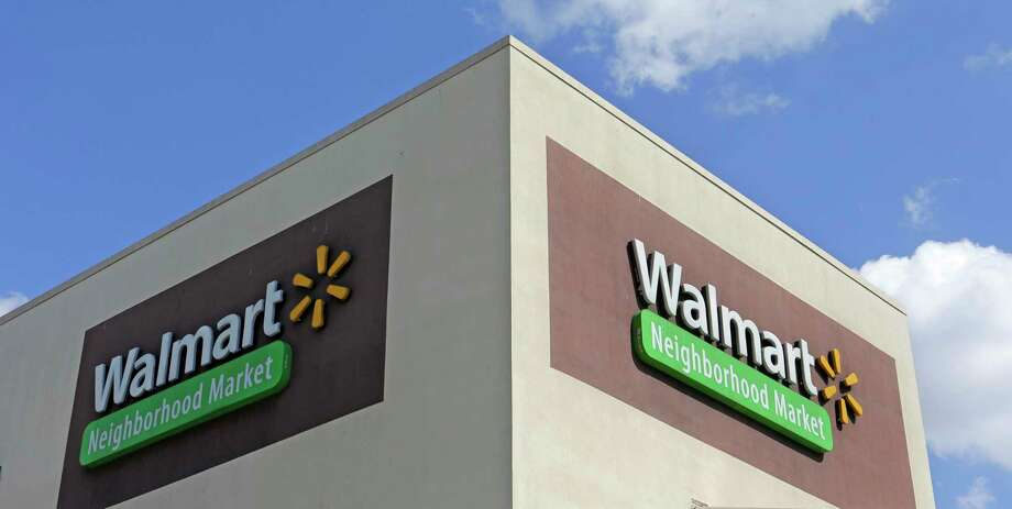 The world's biggest retailer has had 13 consecutive quarters of sales growth in its home market, helped by price cuts, cleaner stores and a big push online. Photo: Alan Diaz, STF / Copyright 2017 The Associated Press. All rights reserved.