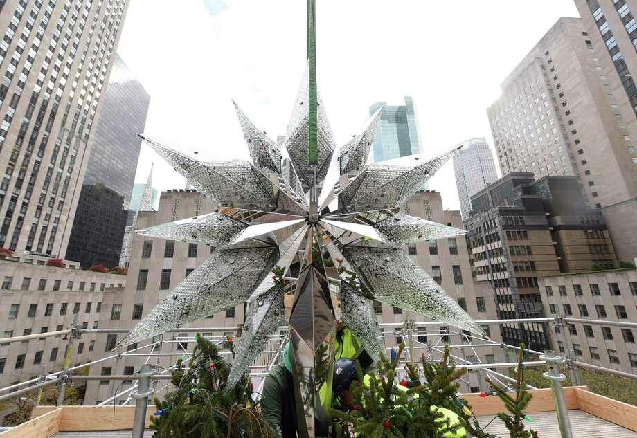 Rockefeller Center Christmas Tree Lighting 2017