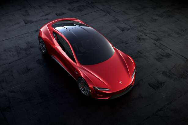 Tesla has released renderings of the new Tesla Roadster, which is expected to be in production in 2020.
