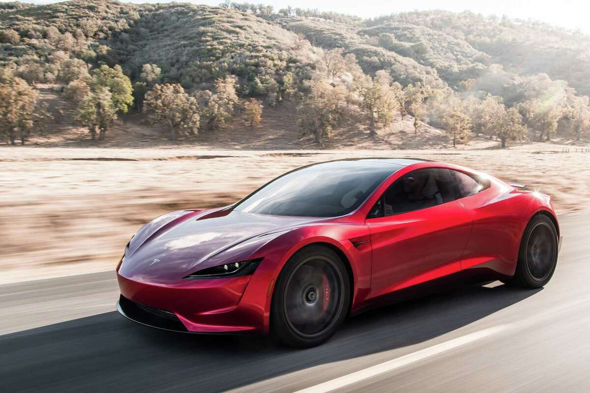 Chinese electric cars - will Tesla ambitious autoexpositions?