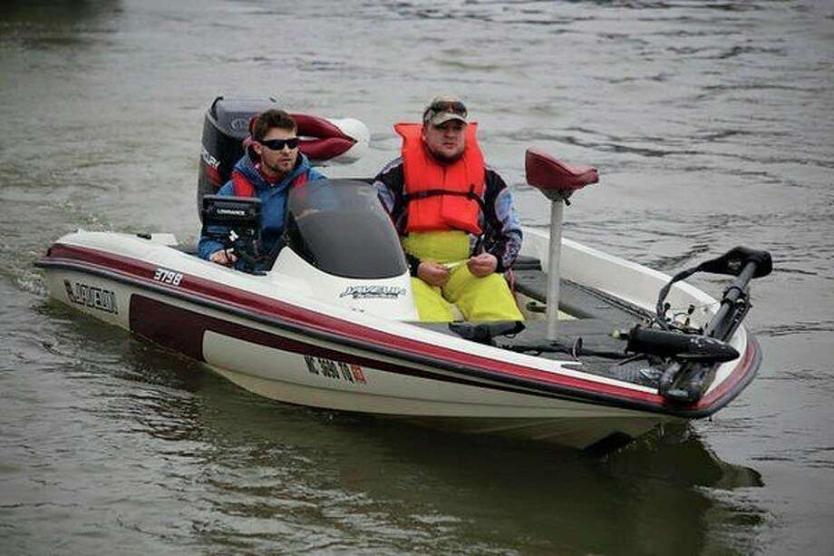 Not many anglers are going out during the cold fall days. (John Raffel/file photo)