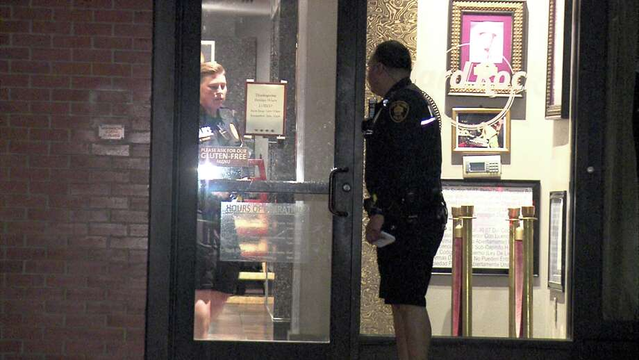 According to police, the thief walked into a side door of the Hard Rock Cafe in the 100 block of West Crockett Street sometime Thursday night and snagged the guitar. Photo: Ken Branca