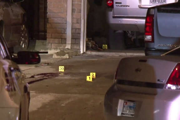 Two brothers died later Thursday night, according to the Harris County Sheriff's Office. According to deputies, an argument escalated and then became physical. The two brothers left the inside of their home to go outside and that's when one brother pulled the weapon. According to police he shot his brother and then himself.