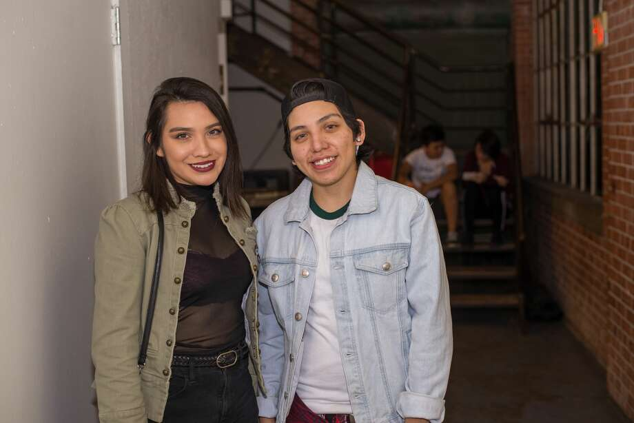 """Art and custom-made goods turned Brick at Blue Star into a Stranger Things wonderland at """"The Upside Down"""" show on Thursday, Nov. 17, 2017. The art show presented by Las Lloronas benefited Autism Speaks, and featured a variety of merchandise from vendors. Photo: Kody Melton, For MySA.com"""