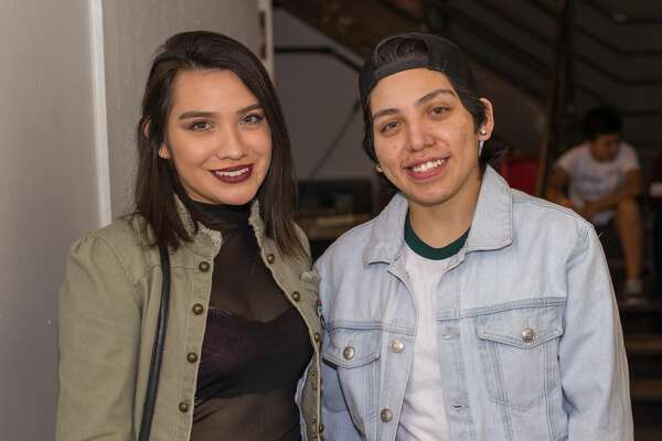 "Art and custom-made goods turned Brick at Blue Star into a Stranger Things wonderland at  ""The Upside Down""  show on Thursday, Nov. 17, 2017. The art show presented by  Las Lloronas  benefited Autism Speaks, and featured a variety of merchandise from vendors."
