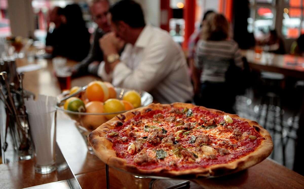 Delarosa Cuisine: Italian, Pizza, cocktail bars Find them:37 Yerba Buena Ln. and2175 Chestnut St. (415) 872-7363 Why locals love it: Chelsea Hemp wrote,