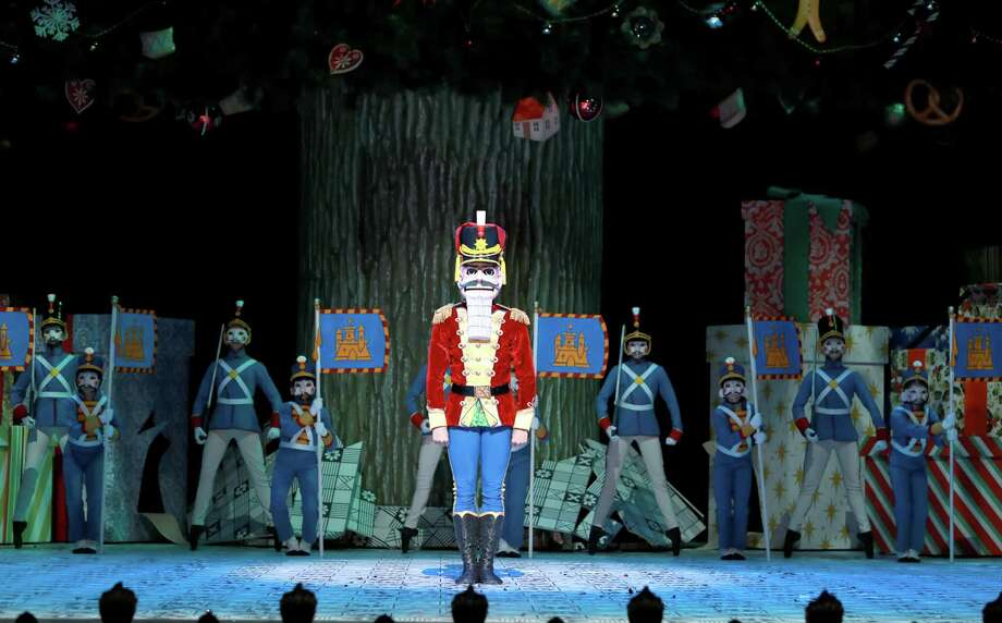 "Artistic Director Stanton Welch's spectacular production of ""The Nutcracker"" returns and ventures across Houston this holiday season. Performances are Dec. 10-23 at Smart Financial Centre in Sugar Land and Dec. 30 through Jan. 6, 2018 at The Hobby Center for the Performing Arts in downtown Houston."