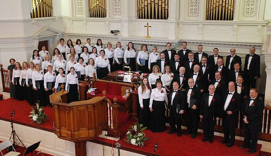 The Connecticut Master Chorale will present its annual Holiday Prelude Concert at the First Congregational Church in Danbury on Nov. 19. Photo: Contributed Photo