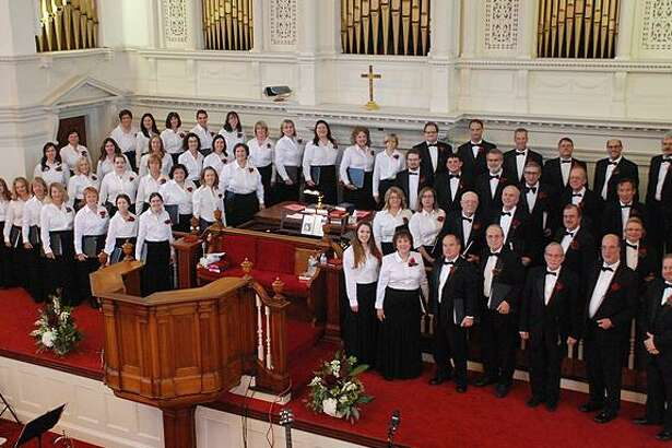 The Connecticut Master Chorale will present its annual Holiday Prelude Concert at the First Congregational Church in Danbury on Nov. 19.