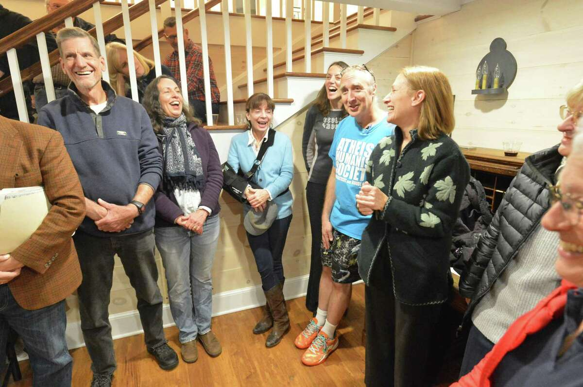Diane Lauricella talks about the effort everyone gave to save and restore Fodor Farm.