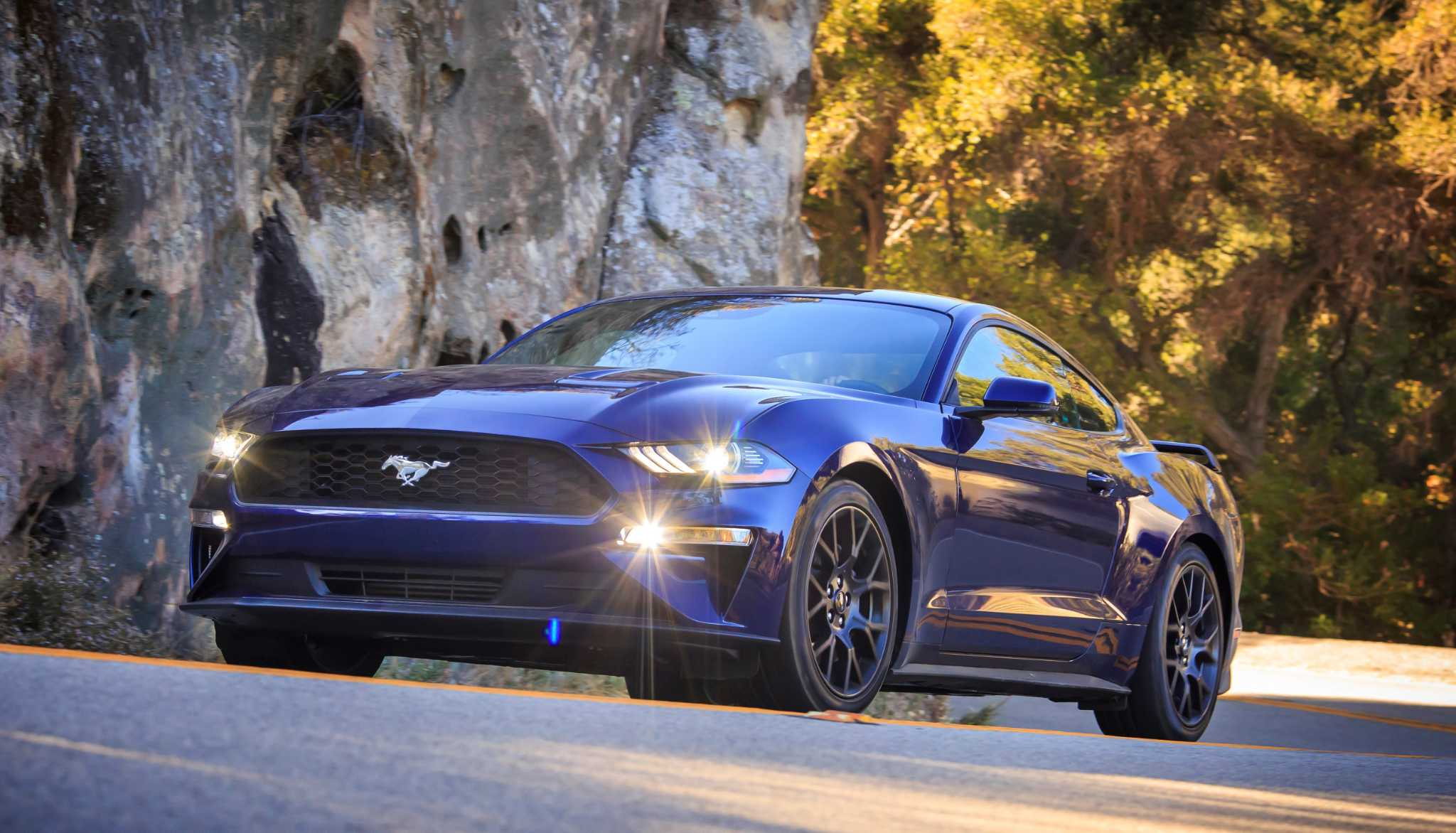Mustang magic Ford freshens iconic muscle car for more hustle, agility