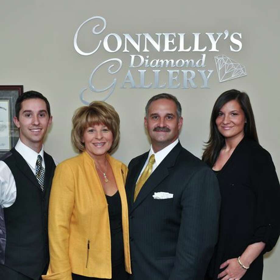 The Connellys have run Connellys Diamond Gallery in Latham for 22 years.