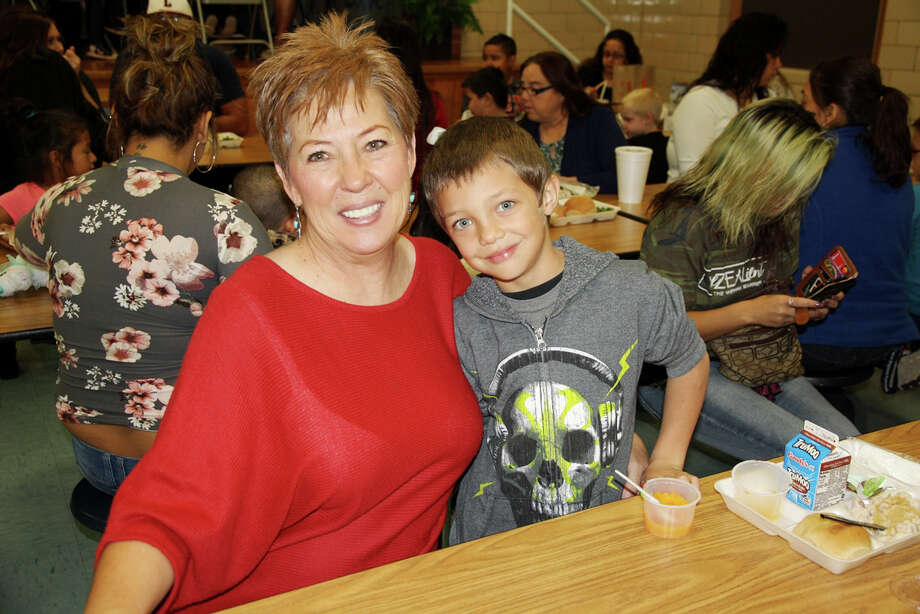 Thanksgiving Feast photos from Hillcrest Elementary. Photo: Jan Seago/Plainview ISD