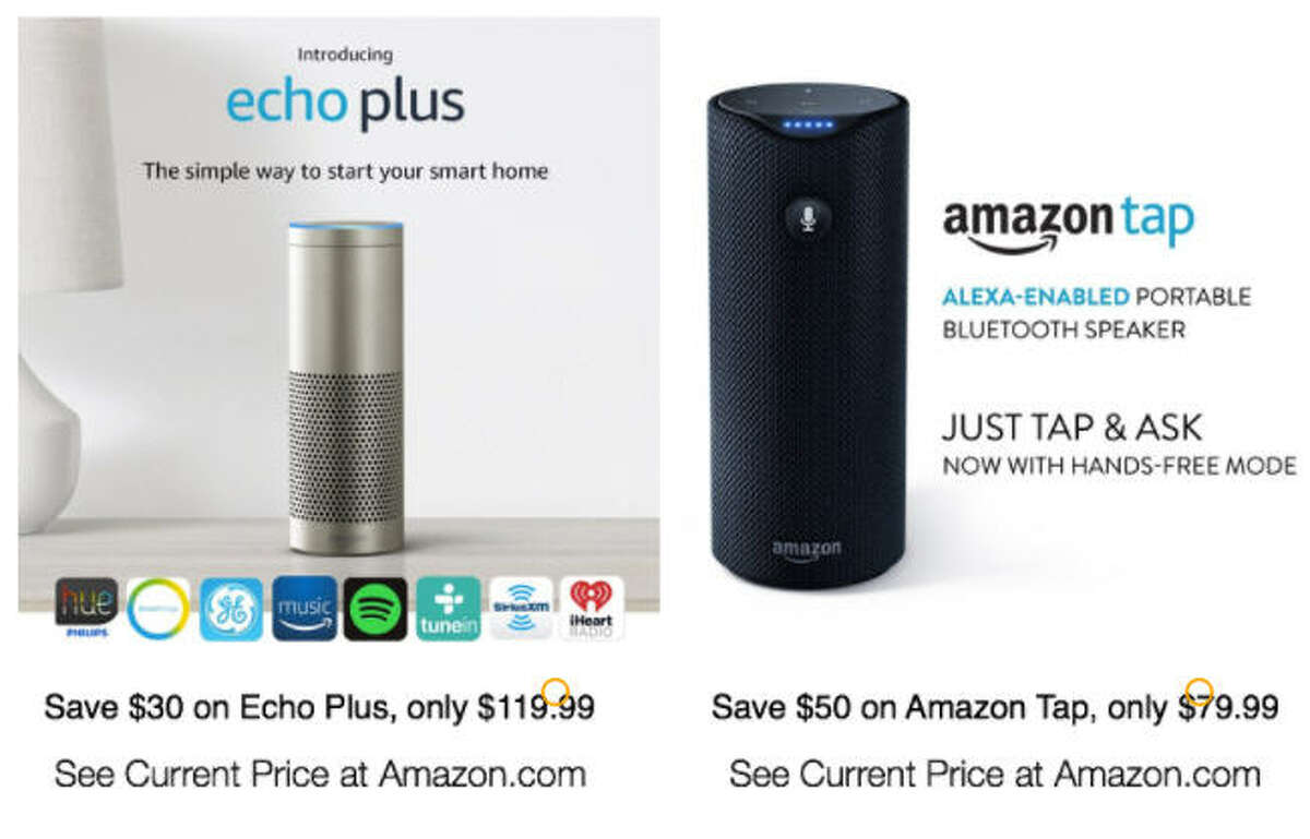 Amazon Save $30 on Echo Plus, only $119.99