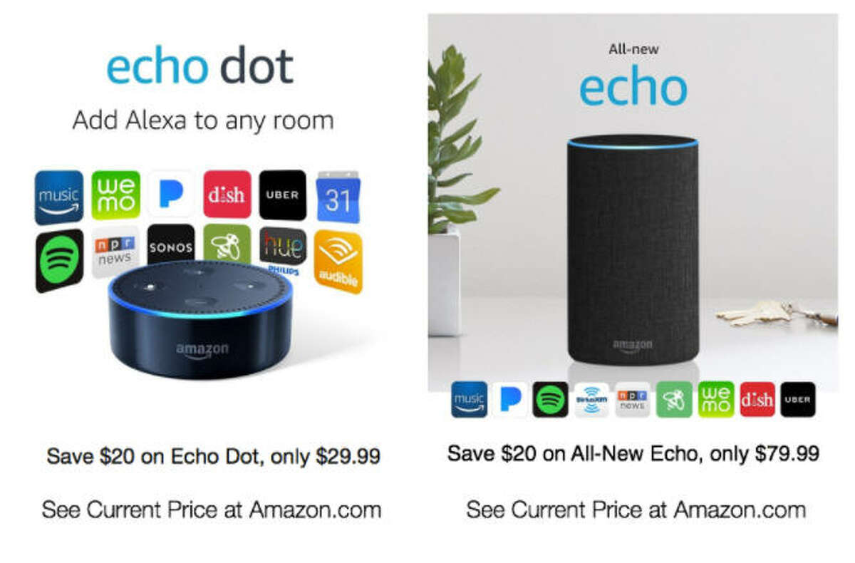 Amazon Save $20 on Echo Dot, only $29.99 - the lowest price ever for Echo Dot