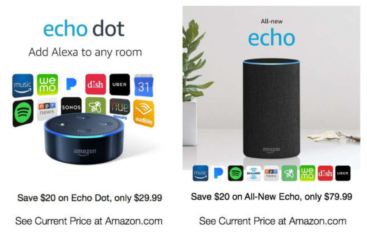 Amazon Save $20 on All-New Echo, only $79.99
