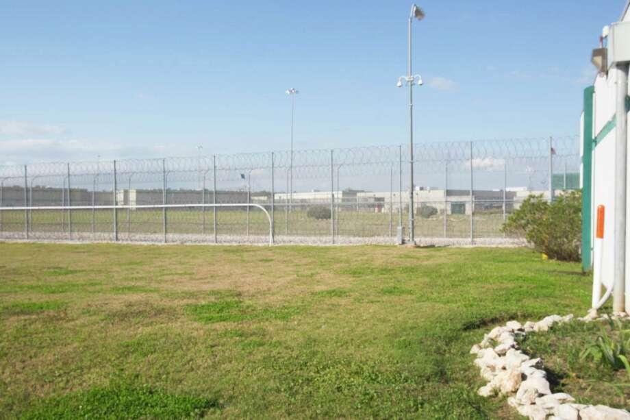 Death row is on the Polunsky Unit in Livingston, Texas. Nov. 15, 2017. Photo: Keri Blakinger, Houston Chronicle / Houston Chronicle