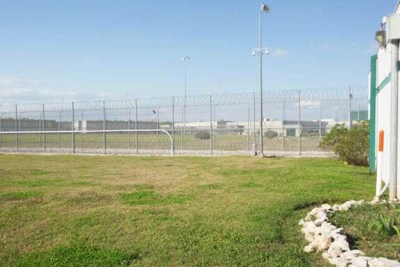 Death row is on the Polunsky Unit in Livingston, Texas. Nov. 15, 2017.
