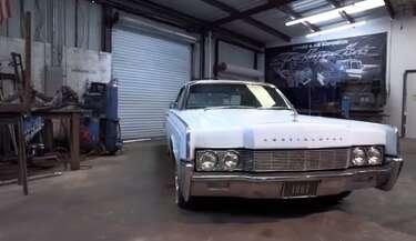 Body Shop Reps Houston Custom Car Scene On New Velocity Reality TV - Texas metal car show