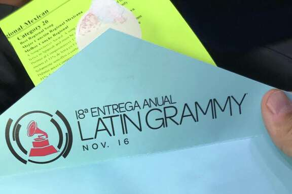 "Houston's Juan Treviño won the Latin Grammy for best regional song for ""Siempre Es Asi."""