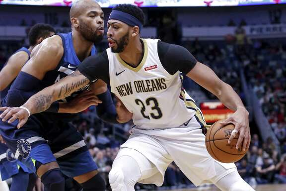 Anthony Davis' Pelicans were once a can't-miss team of the future.