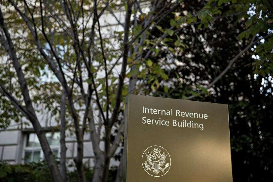 Internal Revenue Service (IRS) headquarters in Washington, D.C., in October 2017. Photo: Andrew Harrer / Bloomberg / © 2017 Bloomberg Finance LP