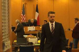 Dynamo goalie Tyler Deric appears in court, accused of headbutting his girlfriend.