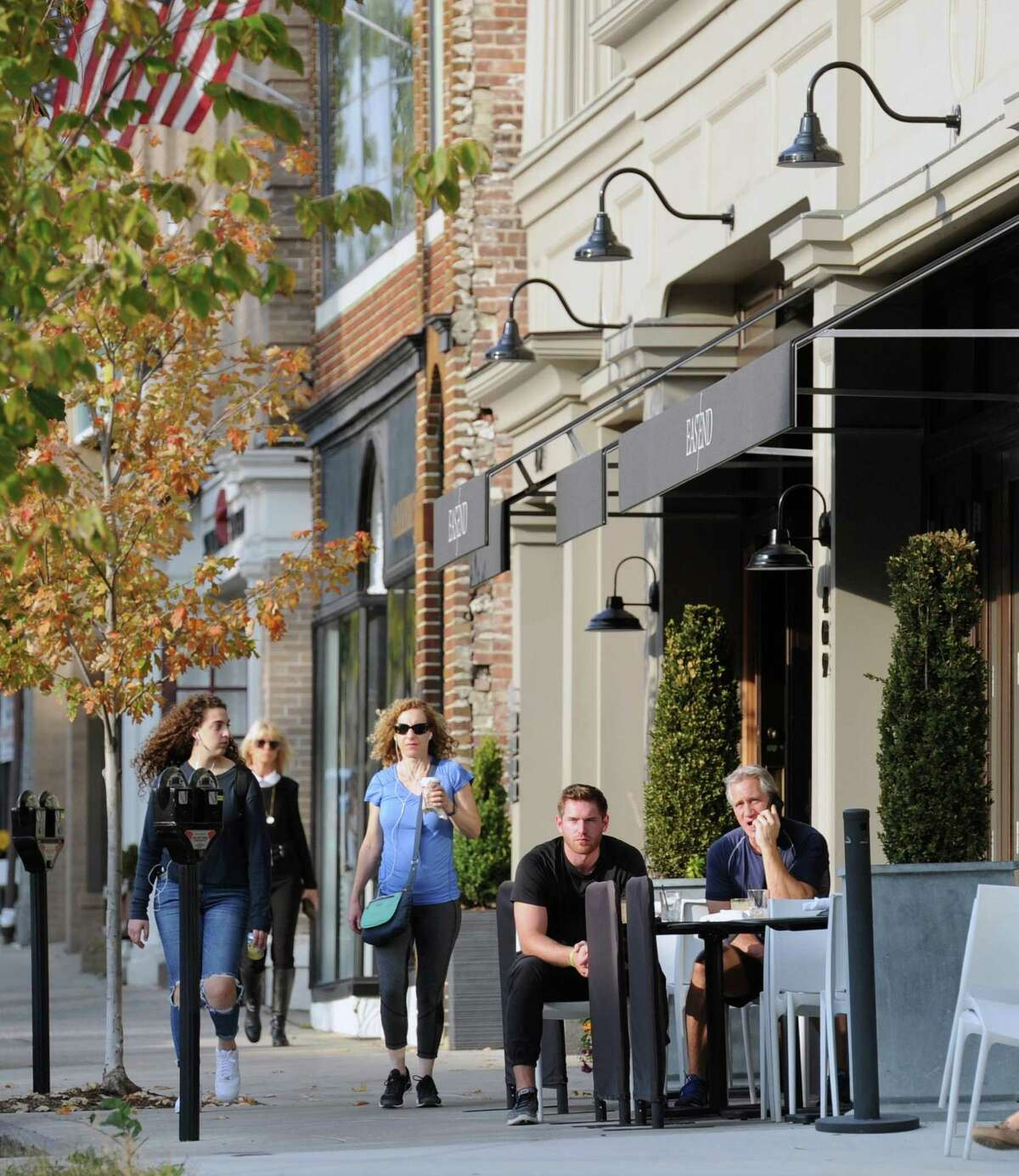 Greenwich recorded an unemployment rate of 3.5 percent in October 2017.