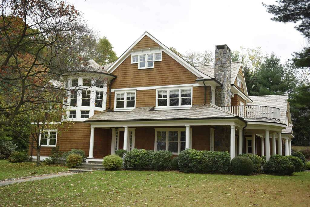 a home on glen avon drive in the riverside section of greenwich
