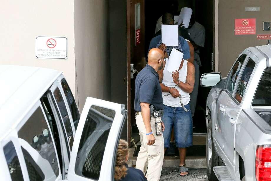 Drug bust nets 9 suspected gang members linked to rash of