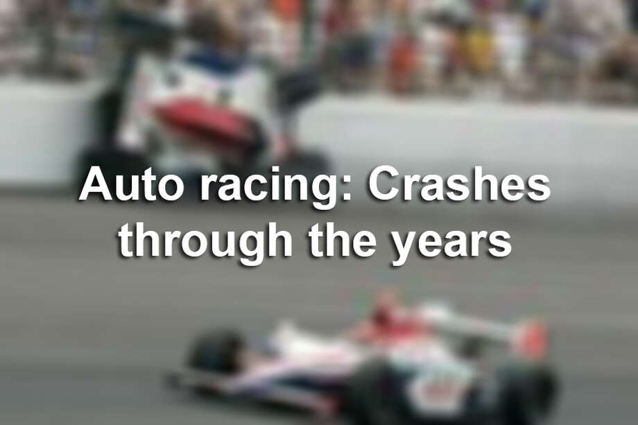 Click ahead to see some of the worst crashes in auto racing. Photo: MySA