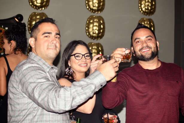 The Trophy Room owner, Andrew Gagne, told mySA.com he is preparing for a grand opening slated for next Wednesday. Customers who have stopped by since the bar's soft opening a few weeks ago are enjoying the decor, Gagne said.