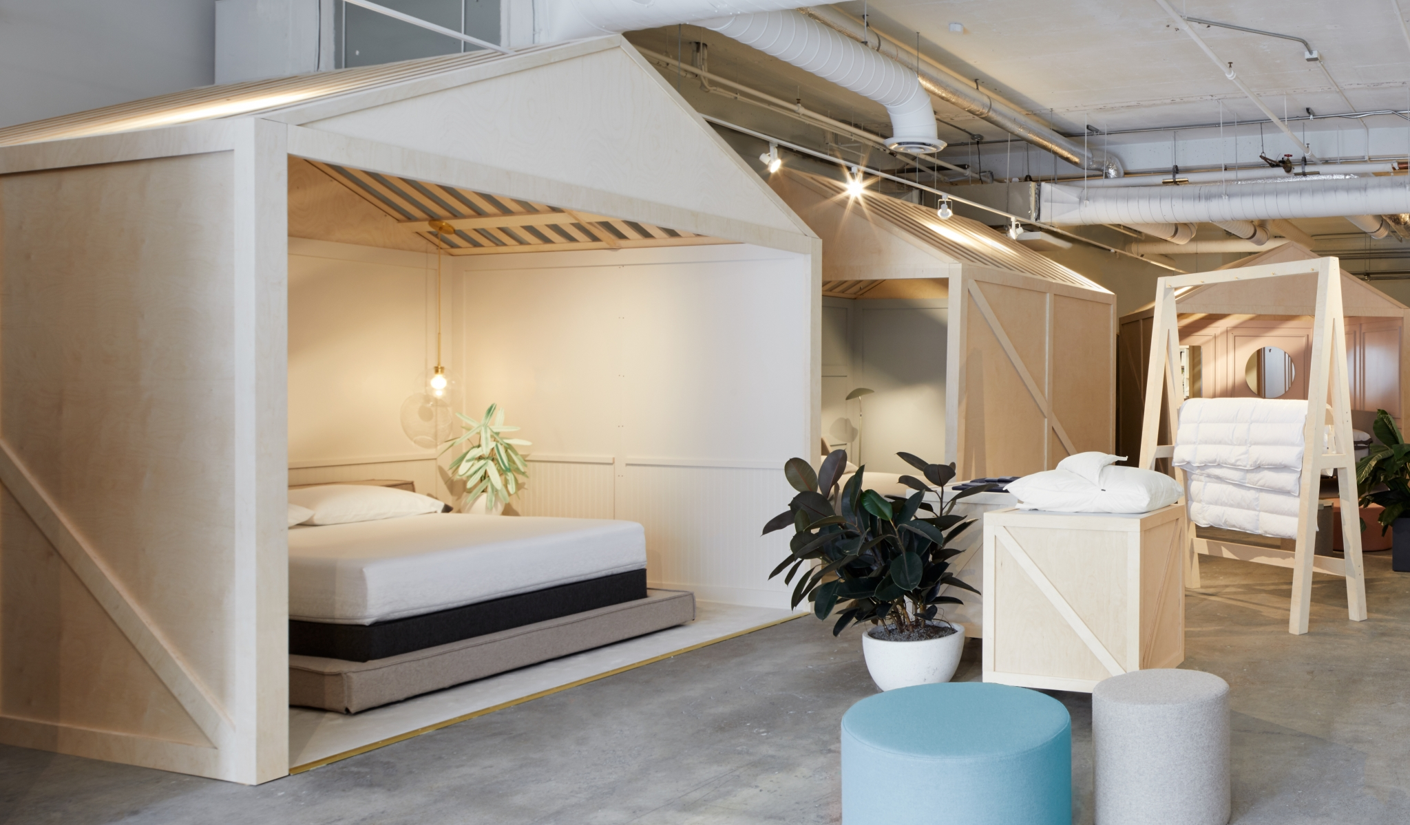 Casper Opens New Concept Mattress Shop In The Galleria